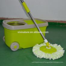 VIVINATURE 360 graus spin mop com alça fácil de se mover