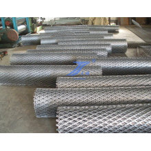 Galvanized Expanded Metal Fence (FACTORY)