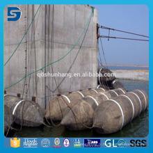 Sac à air de récupération de navire submergé en caoutchouc anti-explosion à haute pression