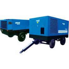 Portable Electric Driven Screw Compressor