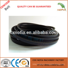 Hot sale raw edge cogged belt from China supplier