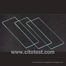 Lâminas planas de microscópio (0317-0001)