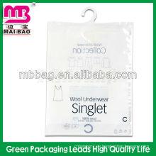 opp / cpp Angelhaken Taschen mit Header Aufhänger
