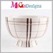 2017 Hot Sales Lovely Handmade Ceramic Fruit Bowl
