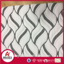 Fantasia impermeável respirável macio 20% algodão tampa de cama para uso doméstico