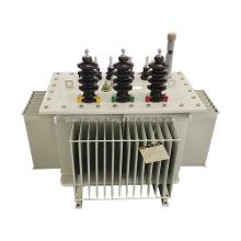 Transformador de distribuição imerso em óleo 11kv