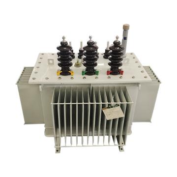 Transformador de distribución sumergido en aceite de 11kv