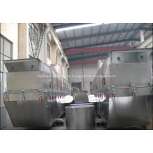 Secador de lecho fluidizado de vibración de levadura de alimentación serie ZLG