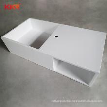 Sanitary ware bathroom basin, stone sink, solid surface wash basin