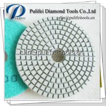 Granit-Marmor-konkreter reibender flexibler nasser trockener Diamant-Polierauflage