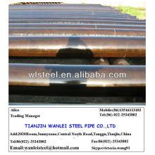 труба ASTM a333 гр.6 труба sch40 безшовная труба стальной заварки углерода