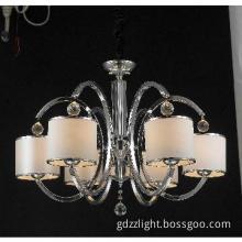 Modern Crystal Pendant Lamp Chandelier Ceiling Lights