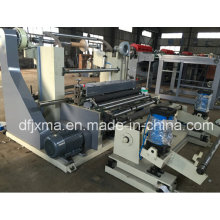 Cutting and Rewinding Machine From Roll to Roll