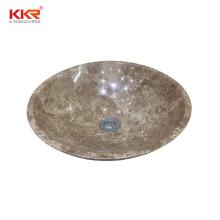 chinese marble hand basin wash basin sanitary beautiful marble round basin