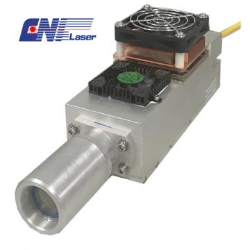Волоконный УФ-лазер для маркировки пластиковых изделий