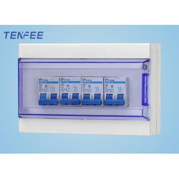 Plastic Distribution Box Surface Mounting Type