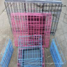 China Faltbarer Käfig-Maschendraht-Käfig-Tierkäfig-Haustier-Haus