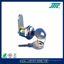 Large Flat Key Cam Lock with Dust Shutter