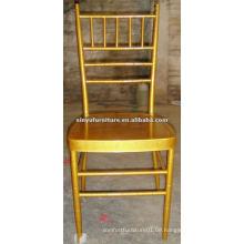 Gold Hochzeit Stühle Verkauf XA3035