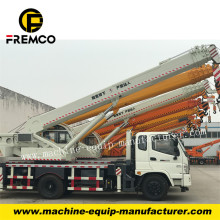 Pickup Mobile 8 Ton Truck Crane for Sale