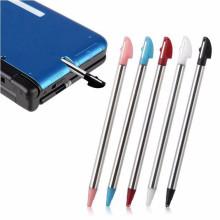 Metalleinziehbarer Stiftbildschirm Noten-Stift für Nintendo 3DS XL N3DS LL US neue Ankunft / 2DS / 3DS / NEUES 3DS / 3DSXL