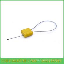 Уплотнение кабеля (JYE1.5S), металлические пломбы