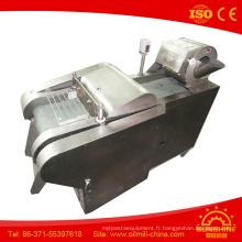 Coupeur de légumes industriel multifonctionnel en acier inoxydable de haute qualité 660kg