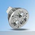 3W Gu 10 LED proyector, lámpara de LED de baja potencia