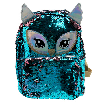 FOX SEQUIN BACKPACK -0