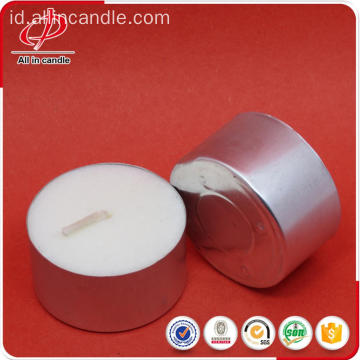 Paket Polybag White Tea Light Candle