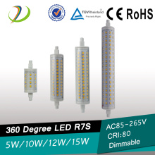 360 R7S LED Lamp 135mm R7S LED LAMP