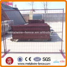 (ISO9001 Certifications)Canada standard Temporary Fence