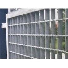 Стальной решетчатый настил из листовой стали Lowes / Стальной решетчатый забор / стальная решетка
