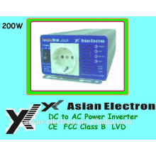 single phase output 12VDC 200W inverter 120VAC 60Hz