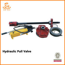 High Quality Bomco pump Hydraulic Pull Valve
