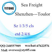 การรวม LCL ของ Shenzhen Port เข้ากับ Toulor