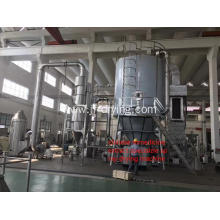 Centrifugal atomizer spraying dryer machine