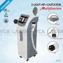 Cavitation ipl rf beauty machine