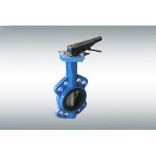 Bronze Butterfly Valve with Handlever