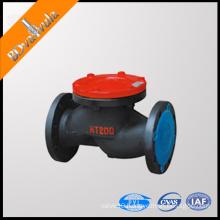 Ductile iron DI material non return check valve DN50 DN80 DN100 DN150 DN200 DN250