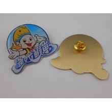 Metallabzeichen, niedlicher Revers Pin, Epoxy-Dripping Badge (GZHY-LP-028)