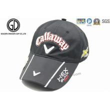 High Quality Custom Cotton Golf Hat Sports Baseball Cap