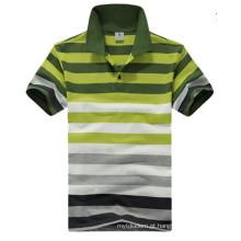 Stripe Polo Shirt, Polo Masculino