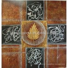 Atacado Pintura a óleo abstrata por Handpainted