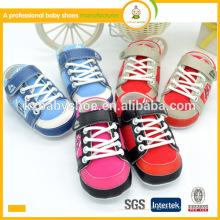 2016 quente venda alta qualidade baixo preço infantil sapatos vermelho cor bebê esportes sapatos
