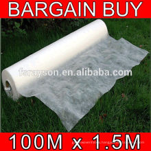 PP non woven fabric agriculture vegetable garden covers