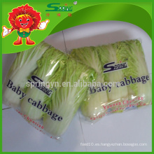 Chino gran col de bebé (tres pack) vegetales verdes