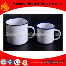 Porcelain Cup Enamel Office Mug