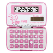 cheap calculators for sale with cover binder with calculator online JS-28H