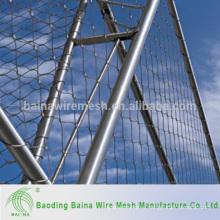 Послепродажное обслуживание Декоративная прочная проволочная сетка из нержавеющей стали